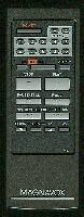 Magnavox vsqs0542 Remote Controls