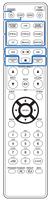 MARANTZ rc001pmnd Remote Controls