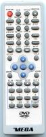 MEGA RCNN166 Remote Controls
