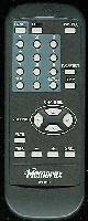MEMOREX 614209010 Remote Controls