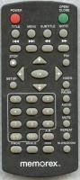 MEMOREX MVD2015/2016 Remote Controls