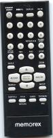 MEMOREX MVD2045/MVD2047 Remote Controls
