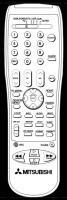 MITSUBISHI eur7616z20/z2a Remote Controls