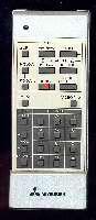 MITSUBISHI 939P06583 Remote Controls