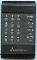 MITSUBISHI 939P074A1 Remote Controls