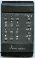 MITSUBISHI 939P074020 Remote Controls