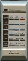 MITSUBISHI rcnn140 Remote Controls