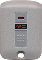 Multi-Elmac 3070 key chain remote Garage Door Openers