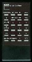 NAD 236M Remote Controls