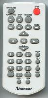 Norcent 0407368 Remote Controls