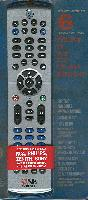 ONE-FOR-ALL URC6131 Remote Controls