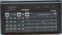 ONKYO rcav10m Remote Controls
