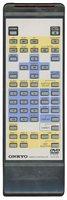 ONKYO rc417dv Remote Controls