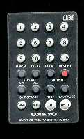 ONKYO rc246c Remote Controls