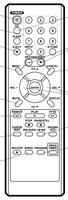 Panasonic 076N0GU010 Remote Controls