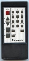 Panasonic eur50484 Remote Controls