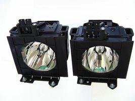 Anderic Generics ET-LAD60W for PANASONIC (2PCS) Projector Lamps