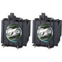 Anderic Generics ET-LAL6510W for PANASONIC (2PCS) Projector Lamps