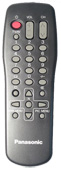 Panasonic eur501380 Remote Controls