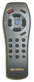 Panasonic eur501453 Remote Controls