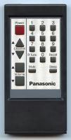Panasonic eur50349 Remote Controls