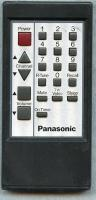 Panasonic eur50351 Remote Controls