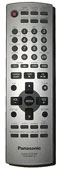 Panasonic eur511011 Remote Controls