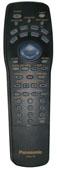 Panasonic eur511161 Remote Controls