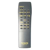 Panasonic nvsd2am Remote Controls