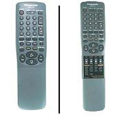 Panasonic eur571803 Remote Controls