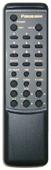 Panasonic eur641239 Remote Controls