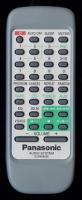 Panasonic eur648200 Remote Controls