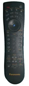 Panasonic eur7502x40 Remote Controls