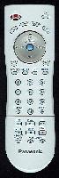 Panasonic eur7613zc0 Remote Controls