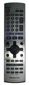 Panasonic eur7624050 Remote Controls