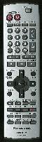 Panasonic eur7624kg0 Remote Controls