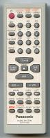 Panasonic eur7711030 Remote Controls