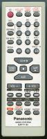 Panasonic eur7711150 Remote Controls