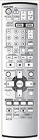 Panasonic eur7721x10 Remote Controls