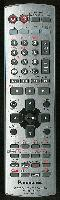 Panasonic eur7722x20 Remote Controls