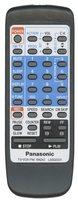 Panasonic lssq0221 Remote Controls