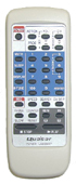 Panasonic lssq0227 Remote Controls