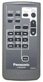 Panasonic lssq0293 Remote Controls