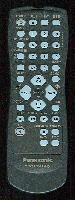 Panasonic lssq0382 Remote Controls