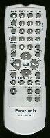 Panasonic lssq0383 Remote Controls