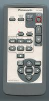 Panasonic n2qaec000012 Remote Controls