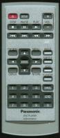 Panasonic n2qahc000021 Remote Controls