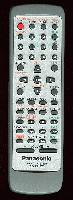 Panasonic n2qajb000053 Remote Controls