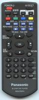 Panasonic n2qajc000015 Remote Controls