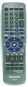 Panasonic n2qakb000006 Remote Controls